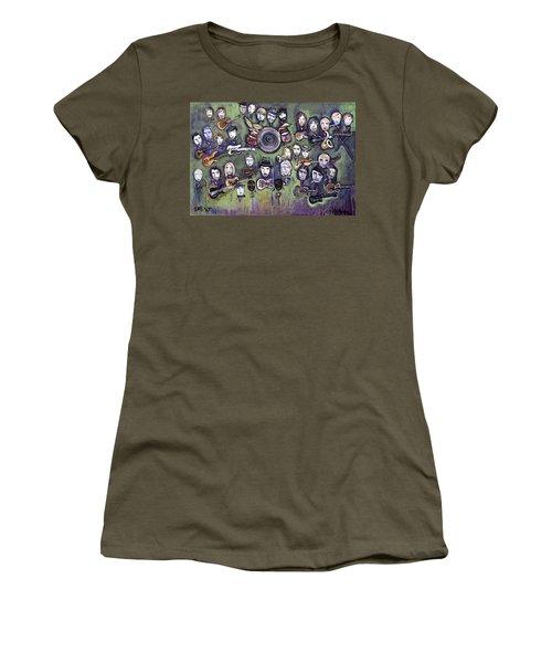 Chris Daniels And Friends Women's T-Shirt