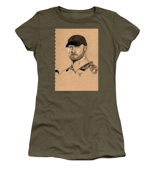 Chris Kyle Women's T-Shirt (Athletic Fit)