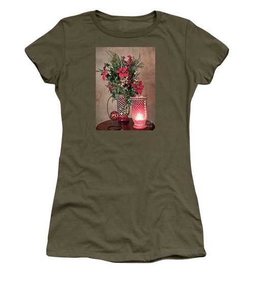 Christmas Jewels Women's T-Shirt (Athletic Fit)