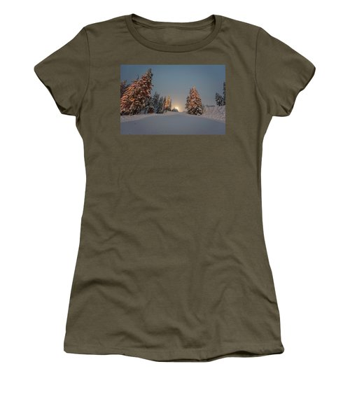 Christmas Trees  Women's T-Shirt