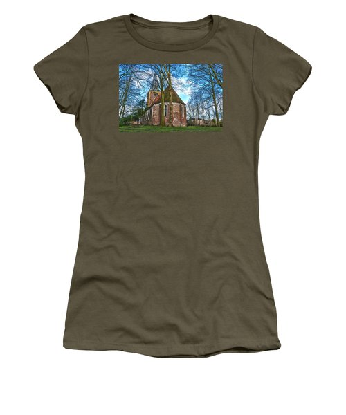 Church In Winsum Women's T-Shirt