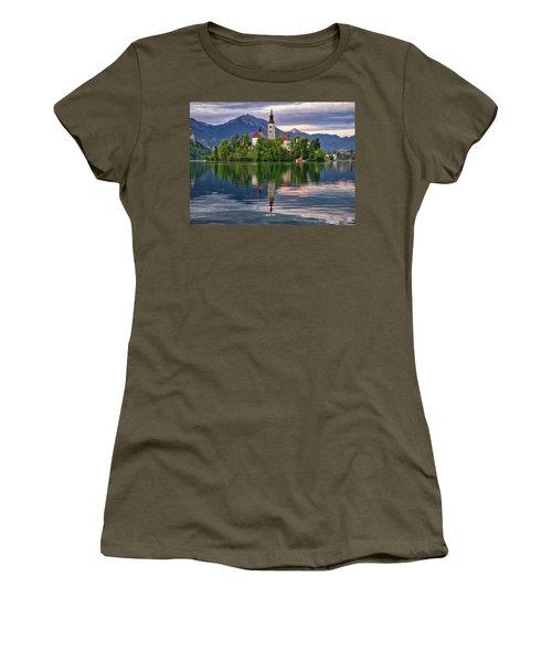 Church Of The Assumption. Women's T-Shirt