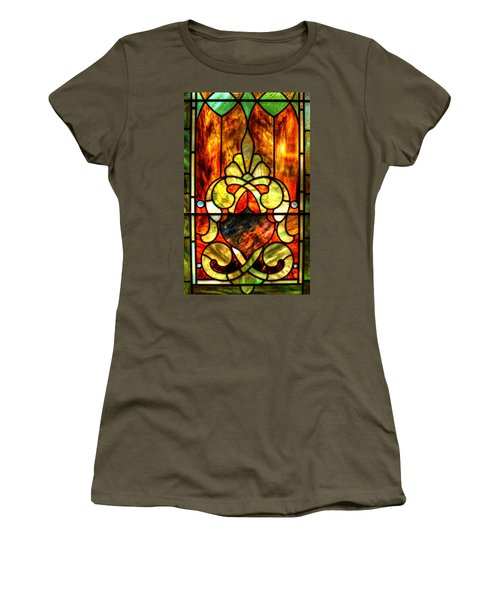 Church Window Women's T-Shirt