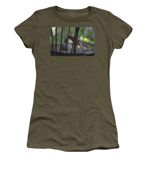 Circle Of Life Women's T-Shirt (Athletic Fit)