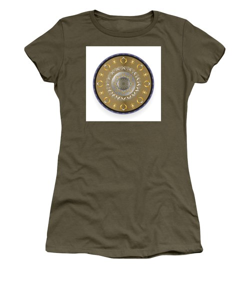 Circulosity No 2916 Women's T-Shirt (Athletic Fit)