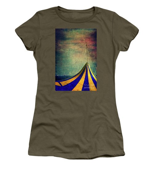 Circus With Distant Ships II Women's T-Shirt
