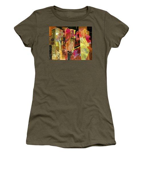 City Colors Women's T-Shirt (Junior Cut) by Rae Andrews