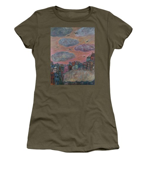 City Of Clouds Women's T-Shirt