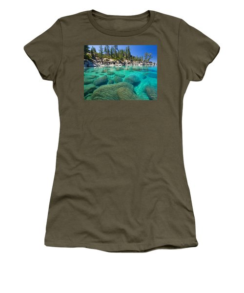 Clear Water Women's T-Shirt