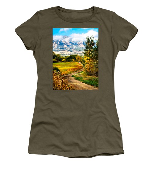 Clearly Colorado Women's T-Shirt