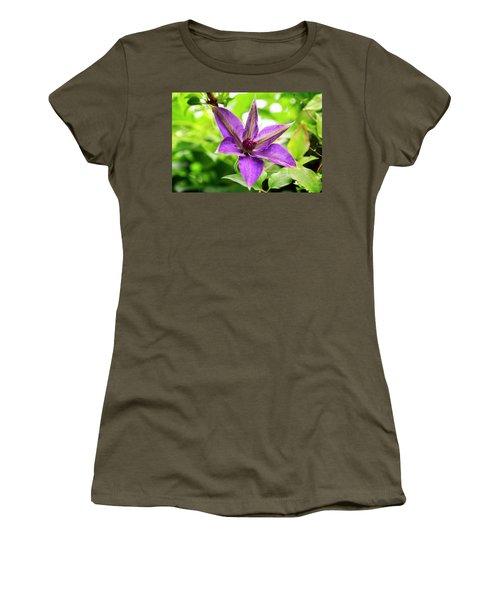 Clematis Vine II Women's T-Shirt