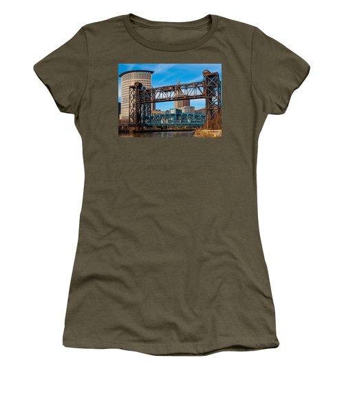 Cleveland City Of Bridges Women's T-Shirt
