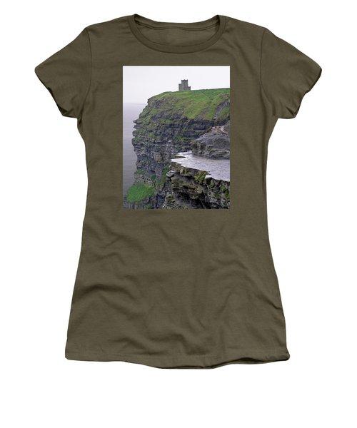 Cliffs Of Moher Ireland Women's T-Shirt