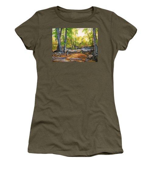 Close To God's Nature Women's T-Shirt