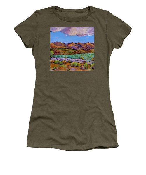 Cloud Cover Women's T-Shirt