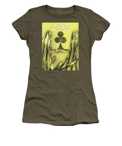 Clubs Suit Women's T-Shirt