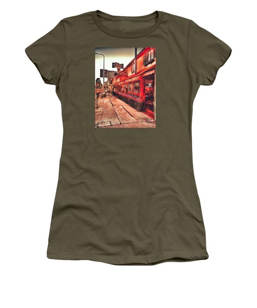 West Los Angeles Cocktail Row Women's T-Shirt