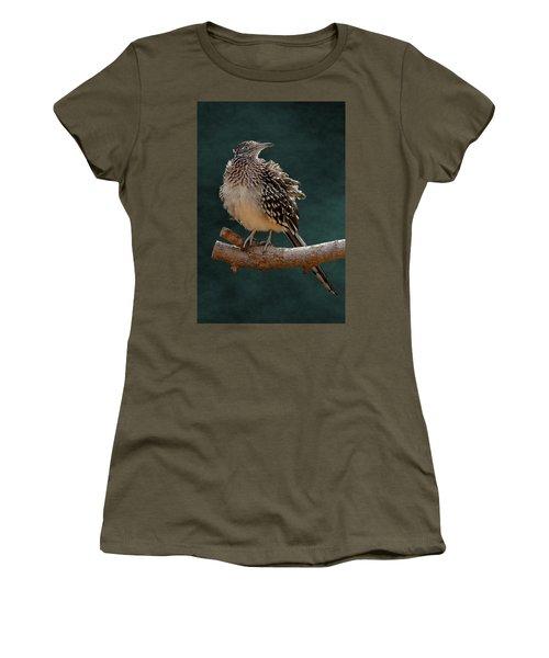 Cocoa Puffed Cuckoo Women's T-Shirt