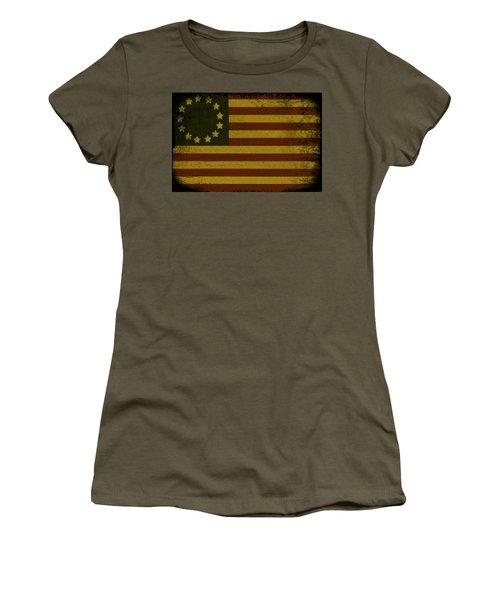 Colonial Flag Women's T-Shirt