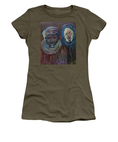 Color Of Winter Women's T-Shirt