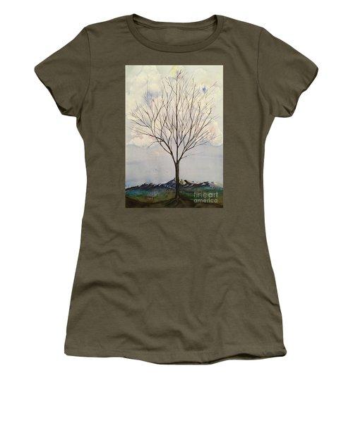 Colorado Cottonwood Women's T-Shirt