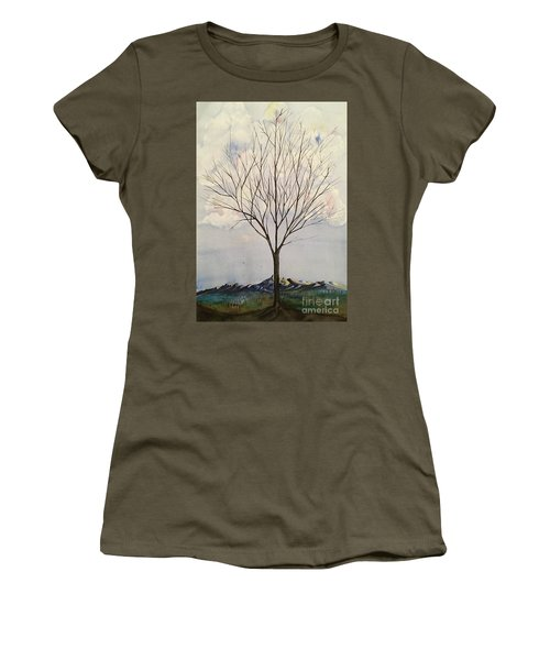 Colorado Cottonwood Women's T-Shirt