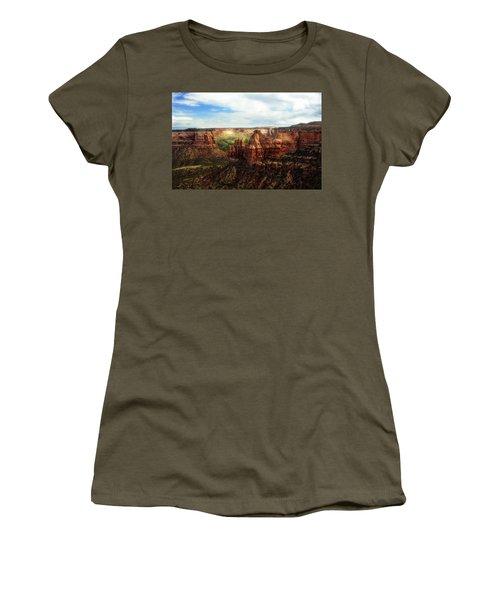 Colorado National Monument Women's T-Shirt