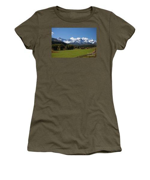 Colorado Ranch Women's T-Shirt