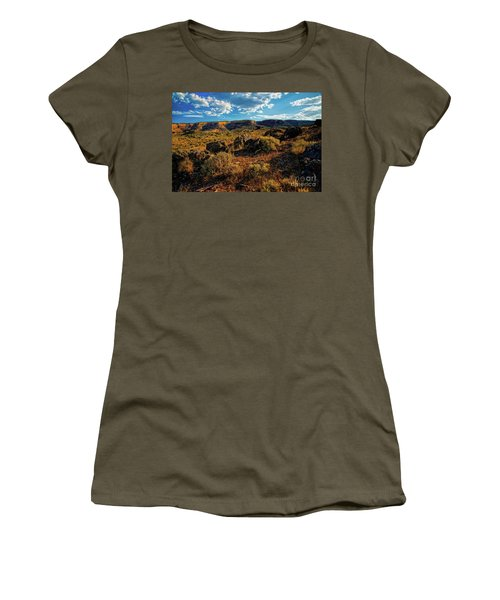 Colorado Summer Evening Women's T-Shirt (Athletic Fit)