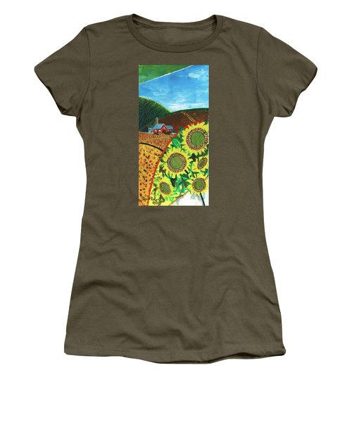 Colorado Sunflowers Women's T-Shirt