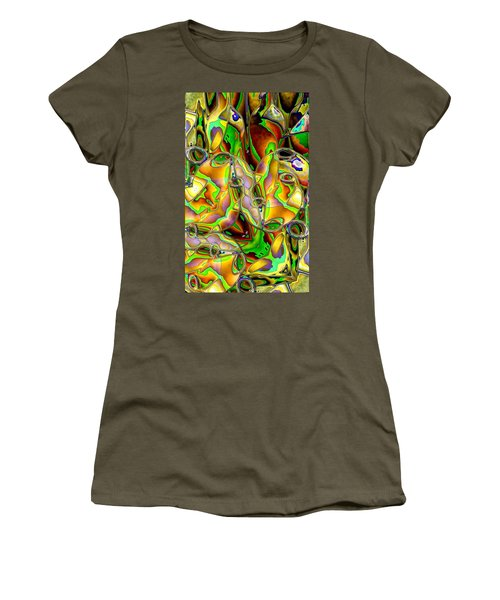 Colored Film Women's T-Shirt (Athletic Fit)