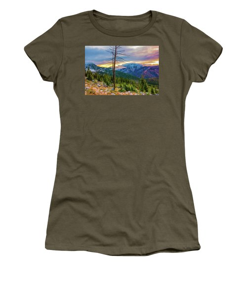 Colorfull Morning Women's T-Shirt