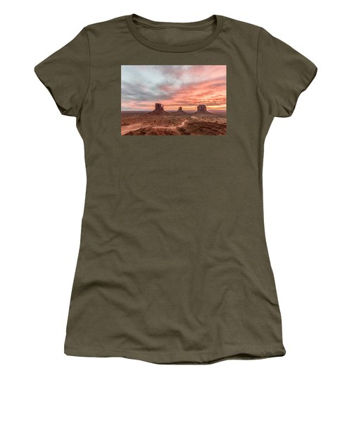Colors In Monument Women's T-Shirt