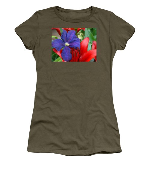 Colors Of Summer Women's T-Shirt (Athletic Fit)
