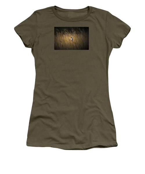 Common Reed Bunting Nov Women's T-Shirt (Junior Cut)