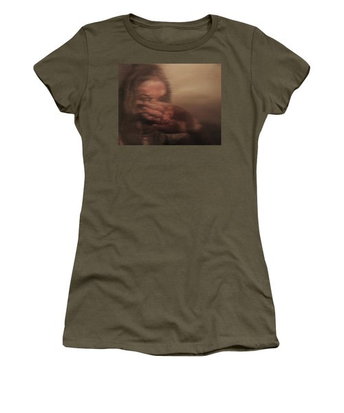 Concealed Women's T-Shirt (Junior Cut) by Cherise Foster