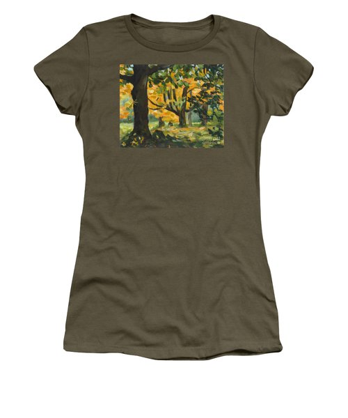 Concord Fall Trees Women's T-Shirt