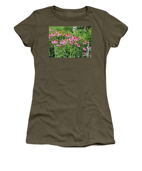 Cone Plants Women's T-Shirt (Athletic Fit)