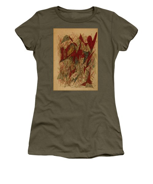 Conglomerate Synthesis  Women's T-Shirt
