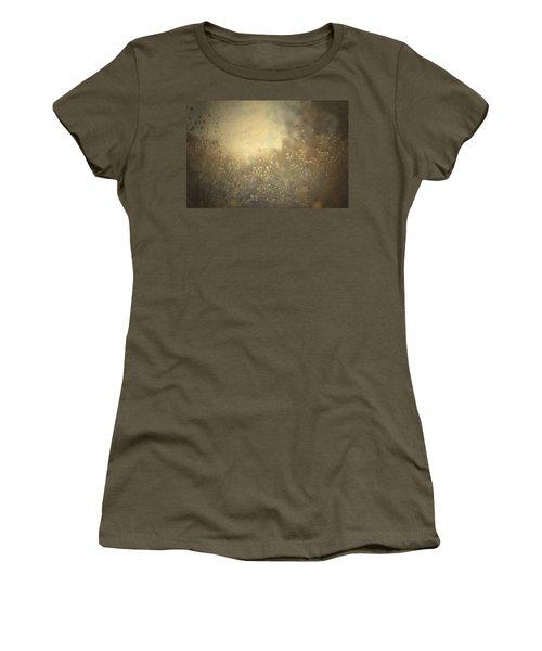 Connected  Women's T-Shirt (Junior Cut) by Mark Ross