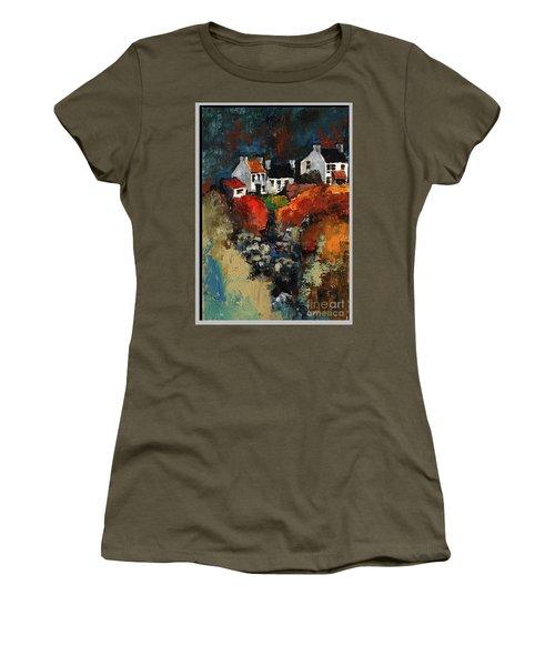 Connemara Colours Women's T-Shirt (Athletic Fit)