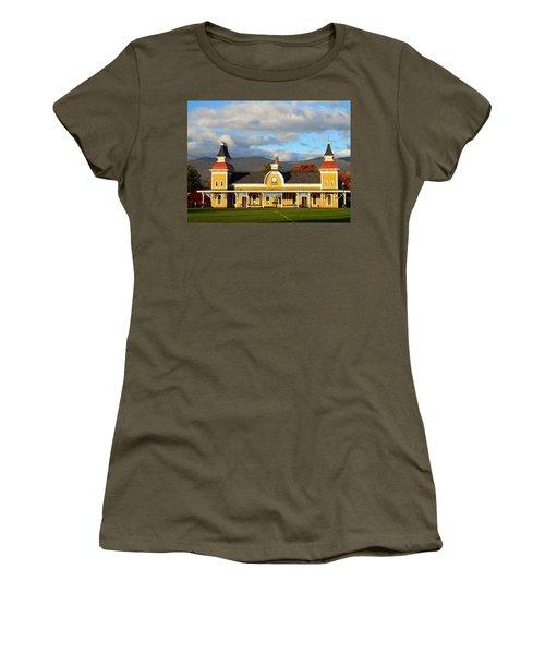 Conway Scenic Railroad 1 Women's T-Shirt