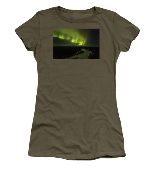 Copper Ribbon Women's T-Shirt