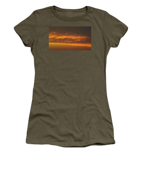 Copper Sky  Ozarks Women's T-Shirt (Athletic Fit)