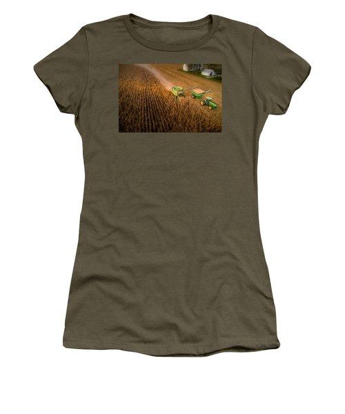 Corn Dust Women's T-Shirt