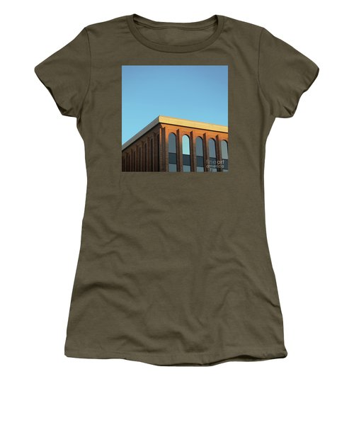 Corner Light Women's T-Shirt (Athletic Fit)