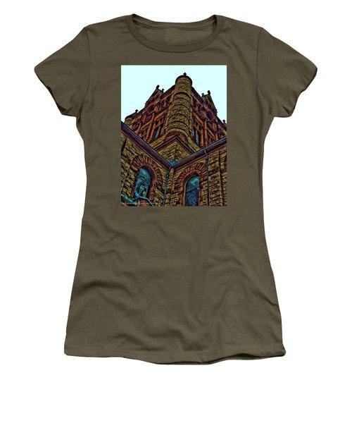 Cornered Women's T-Shirt