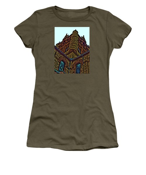 Cornered Women's T-Shirt