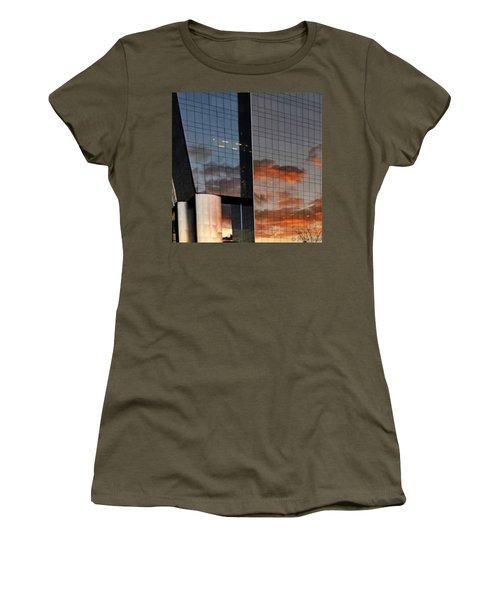 #corporative #architecture At Dusk Women's T-Shirt