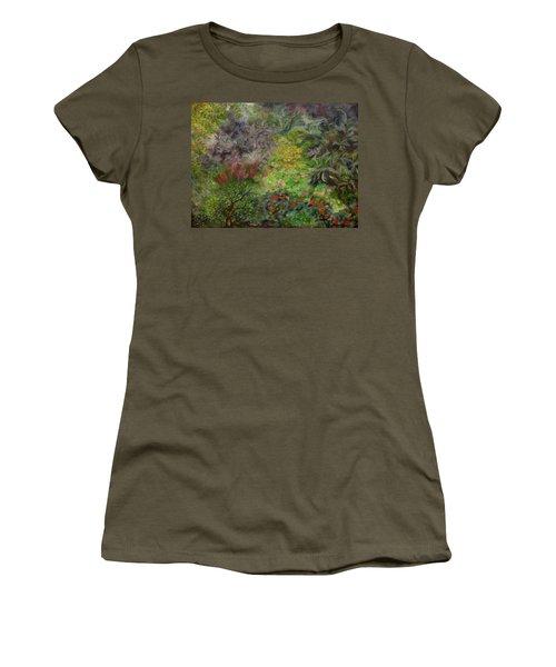 Cosmic Garden Women's T-Shirt